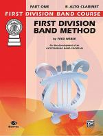First Division Band Method, Part 1 Sheet Music