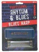 Blues Harp Harmonica Sheet Music
