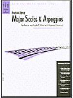 Achievement Skill Sheet No. 5: Two-Octave Major Scales & Arpeggios Sheet Music