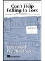 Can't Help Falling In Love - TTB Sheet Music