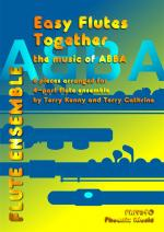 Easy Flutes Together - Abba (4-Part Flute Ensemble) Sheet Music