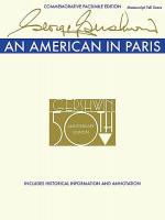 An American in Paris Sheet Music