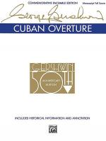 Cuban Overture Sheet Music