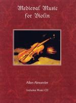 Medieval Music For Violin Sheet Music