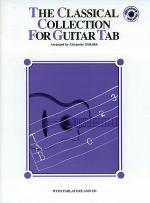 Classical Collection For Guitar Tab Sheet Music