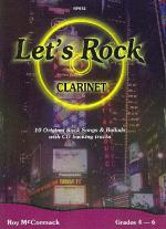 Let's Rock - Clarinet (Book/CD) Sheet Music