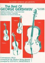 The Best of George Gershwin - String Quartets Sheet Music