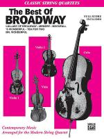 The Best of Broadway Sheet Music
