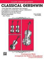 Classical Gershwin Sheet Music