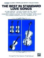 The Best in Standard Love Songs Sheet Music