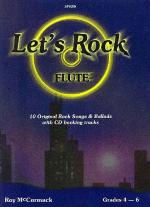 Let's Rock - Flute (Book/CD) Sheet Music