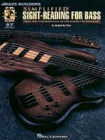 Bass Builders: Simplified Sight-Reading For Bass Sheet Music