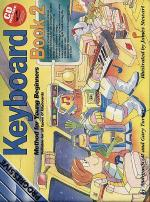 Progressive Young Beginner Keyboard Method 2 (Book/CD) Sheet Music