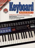 Progressive Keyboard Method Book 1 (Book/CD/DVD) Sheet Music