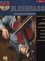 Violin Play-Along Volume 1: Bluegrass Sheet Music