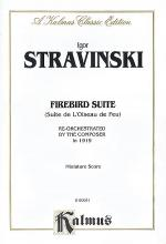Stravinsky Firebird Suite Sheet Music