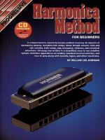 Progressive Harmonica Method (Book/CD) Sheet Music
