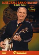 Pete Wernick: Bluegrass Banjo Backup Sheet Music