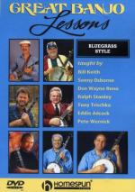 Great Banjo Lessons - Bluegrass Style Sheet Music