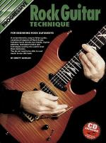 Progressive Rock Guitar Technique (Book/CD) Sheet Music