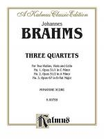 String Quartets Op. 51, Nos. 1 & 2, Op. 67 Sheet Music