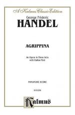 Agrippina (1709) Sheet Music