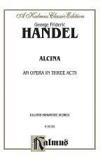 Alcina (1735) Sheet Music