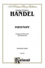 Partenope (1730) Sheet Music