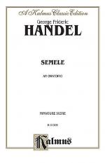 Semele (1744) Sheet Music