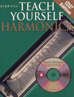 Step One: Teach Yourself Harmonica (DVD edition) Sheet Music