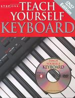 Step One: Teach Yourself Keyboard (DVD edition) Sheet Music