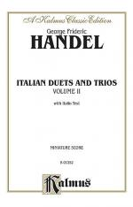 Italian Duets and Trios Sheet Music