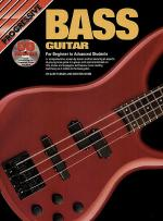 Progressive Bass Guitar (Book/CD/DVD) Sheet Music