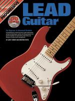Progressive Lead Guitar (Book/CD) Sheet Music