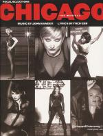 Chicago The Musical: Vocal Selections Sheet Music