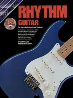 Progressive Rhythm Guitar (Book/CD/DVD) Sheet Music