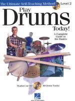 Play Drums Today! Level 2 Sheet Music