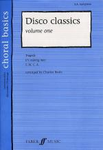 Choral Basics: Disco Classics - Volume 1 (SA and Piano) Sheet Music