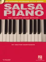 Hector Martignon: Salsa Piano Sheet Music