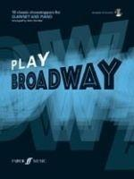 Play Broadway (Clarinet) Sheet Music