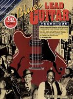 Progressive Blues Lead Guitar Technique (Book/CD) Sheet Music