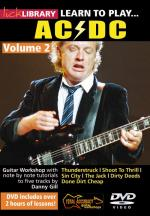 Lick Library: Learn To Play AC/DC - Volume 2 Sheet Music
