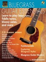 Bluegrass Guitar Essentials Sheet Music