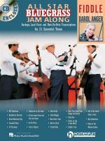 All Star Bluegrass Jam Along - Fiddle Sheet Music