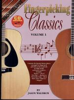 Progressive Fingerpicking Classics 1 (Book/CD) Sheet Music