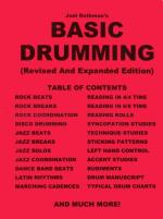 Joel Rothman's Basic Drumming (Revised and Expanded Edition) Sheet Music
