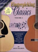 Progressive Fingerpicking Classics 2 (Book/CD) Sheet Music