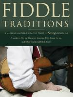 Fiddle Traditions Sheet Music