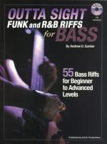 Outta Sight Funk And R&B Riffs For Bass Sheet Music