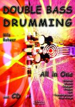 Nils Rohwer: Double Bass Drumming (German) Sheet Music